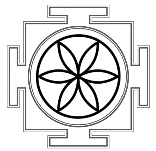 flower of life yantra